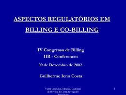 Billing - Vieira Ceneviva Advogados Associados