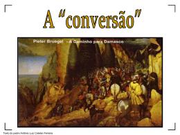 Paulo – A Conversão