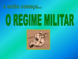ditadura - Revisão para prova2
