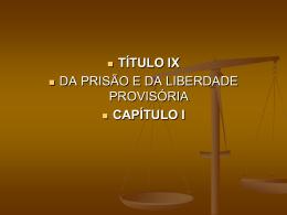 Prisão temporária - Professor Moreno
