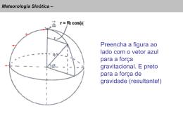 Meteorologia Sinótica – Aplicações da Hidrostática 10/05/07