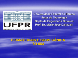5Biomat5PropMecan - GEA - Universidade Federal do Paraná