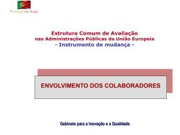 O envolvimento dos colaboradores (como ultrapassar as resistências)