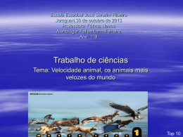 Fátima Neves Aluno: Igor Felipe Lima Ferreira Ano: 9°BN°09