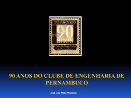 palestra proferida pelo arquiteto José Luiz da Mota Menezes