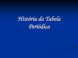 TRABALHO DE QUIMICA - escolafilintomuller
