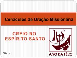 Junho2013 - Missionários Combonianos
