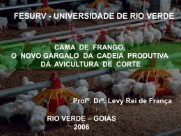 UNIVERSDIDADE ESTADUAL PAULISTA Faculdade