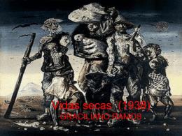 Vidas secas (1938) GRACILIANO RAMOS