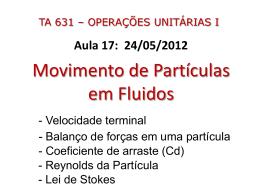 Aula 17 - Unicamp