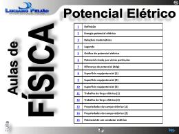 10-Trabalho e potencial elétrico