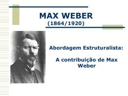 MAX WEBER - introducao-adm-2009-1