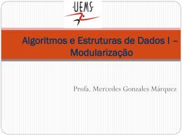 AEDI-modularizacao