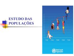 ESTUDO DAS POPULAÇÕES
