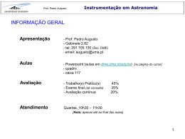 Capítulo 1 - Universidade da Madeira