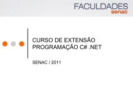Introdução ASP.NET