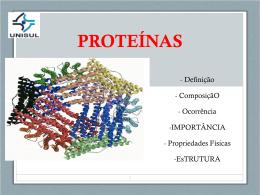 Proteínas Conjugadas