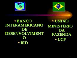 Jaime Mano - Unidade de Coordenação de Programas