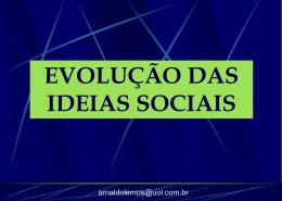 EVOLUÇÃO_DAS_IDEIAS_SOCIAIS