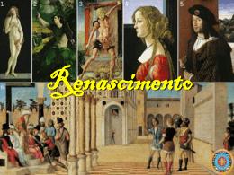 O Renascimento - agendamentoste