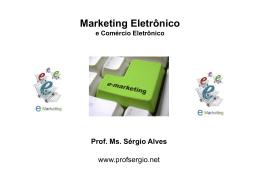 Marketing - Profsergio
