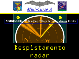 Despistamento Radar