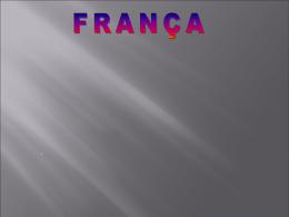 França - Profe Bia
