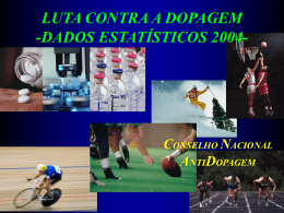 DADOS ESTATÍSTICOS 2004