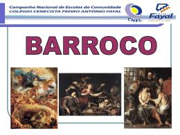 10|11 - Prof. Ana Cristina - Barroco
