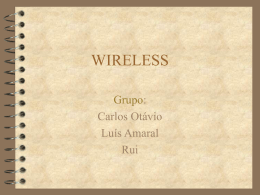WIRELESS - Mesonpi