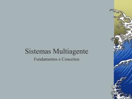 a de Sistemas Multiagente