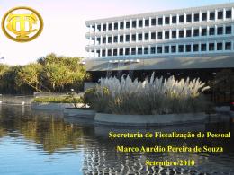 TCU - Tribunal de Contas do Distrito Federal