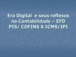 Objetivo do Curso - CRC-MS