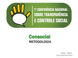 Slide 1 - Consocial Paraíba
