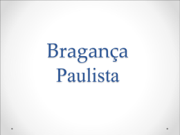 Bragança Paulista - Blog TIM Piracaia