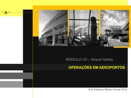 Segurança Operacional em Aeroportos