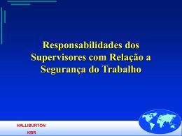 2Palestra Responsabilidades dos Supervisores