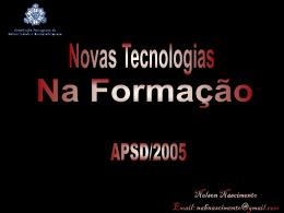 Kein Folientitel - Nelson Nascimento Homepage