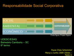 Resp Soc Corp - UDESC-ESAG - 2009-1