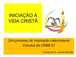 CATEQUESE - inicializacao_crisma
