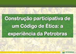 a experiência da Petrobras - ABRH-DF