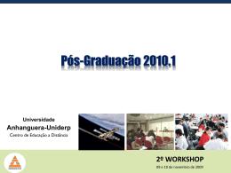 Anhanguera-Uniderp - LFG – Exames OAB, Concursos Públicos e