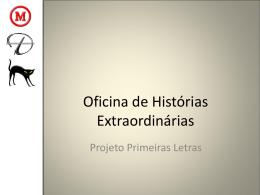Slide 1 - Ronaldo Martins