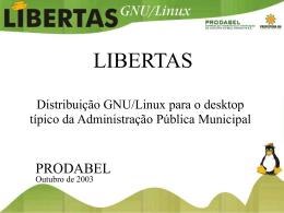 PRODABEL - Prefeitura Municipal de Belo Horizonte