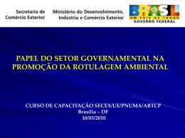 Livro Branco sobre Estratégia para uma futura política de produtos