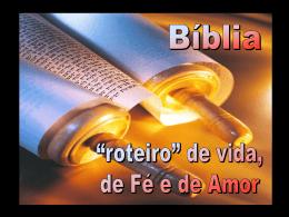 Uma visita à Bíblia.