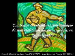 Sustentabilidade Rural
