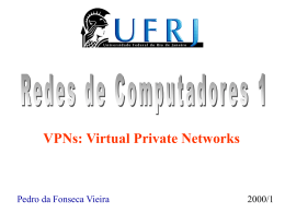 Rede Virtual Privada