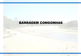 Barragem de Congonhas