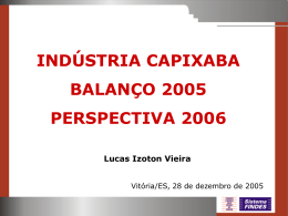 2006 - Sistema Findes